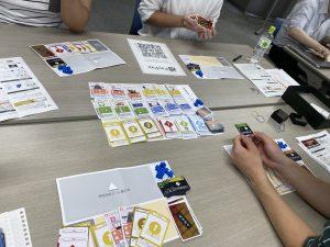 限界都市ゲーム 研修ゲーム会